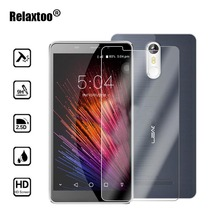 2.5D For leagoo M8 Tempered Glass Screen Protector Film For leagoo M5 Z5 kiicaa power Clear Phone Case Protective Cover 9H HD