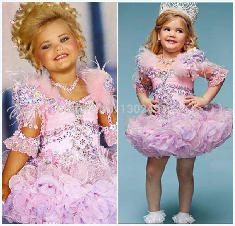 Online Get Cheap Pageant Dresses for Girls Glitz -Aliexpress.com ...