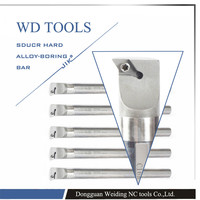 C10M SDUCR07 SDUCR07 DCMT07 insert 10mmCNC lathe internal turning tool holder M type boring bar different types of cutting tool