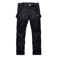 Unsex Woman Or Man Snow Pants Outdoor Sports Snowboarding Trousers Waterproof Windproof Winter Warm Outdoor Bibs