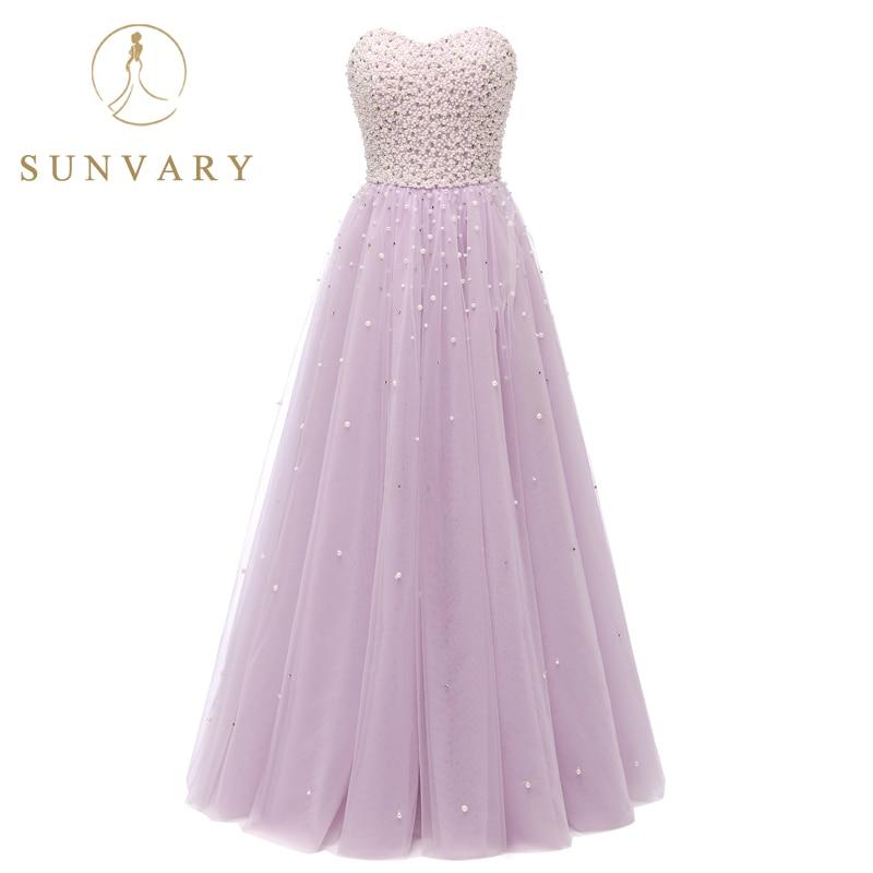 Sunvary ไข่มุกบอลชุดชุด Quinceanera - ชุดโอกาสพิเศษ