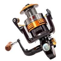 New style 1000 4000 series fishing reel 11 axis fishing reel spinning wheel distant reel fishing gear carretilha de pesca