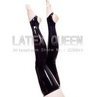Fashionable latex stockings