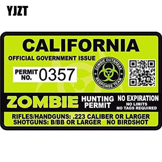 aliexpress : buy yjzt 16.8cm*10.2cm resident evil zombie