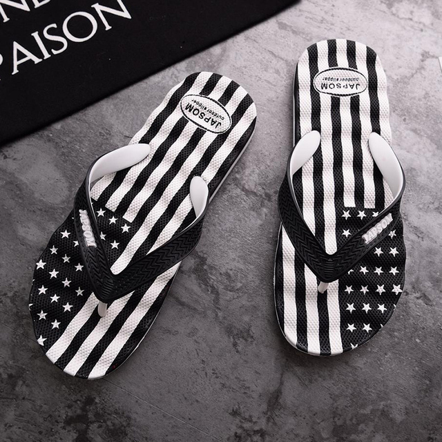 Patriotic Summer Slippers  5