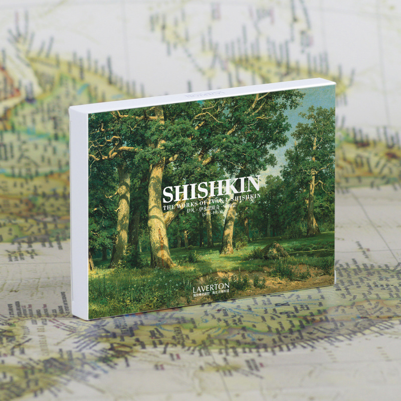30pcs in one, Postcard,Shishkin,Famous Painter,Oil Painting,Christmas Postcards Greeting Birthday Message Cards 10.2x14.2cm postcard christmas gift post card postcards chinese famous cities beautiful landscape greeting cards ansichtkaarten ningbo