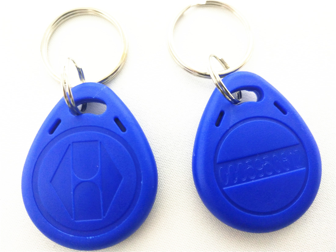 20Pcs/Lot Proximity EM4100 125KHz RFID EM-ID Card Tag Token Key Chain Keyfob Read Only - Blue hw v7 020 v2 23 ktag master version k tag hardware v6 070 v2 13 k tag 7 020 ecu programming tool use online no token dhl free