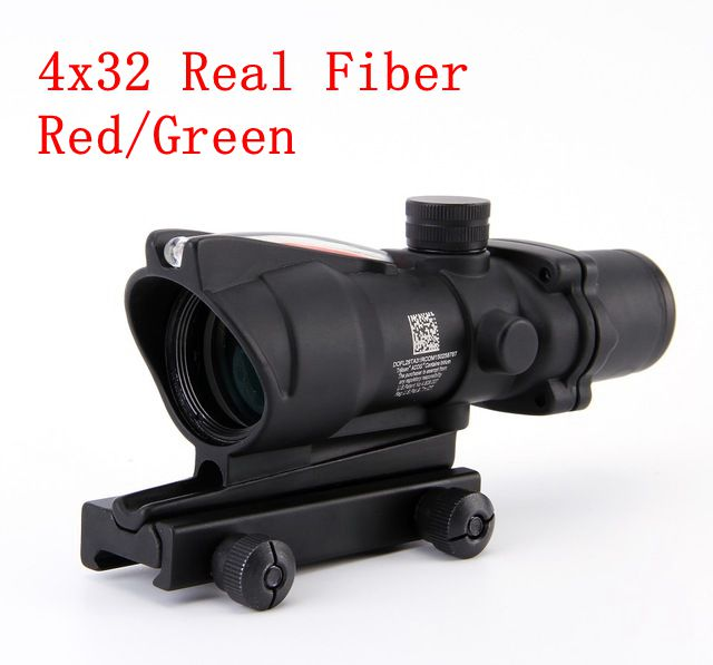 Hunting M14 4-14x40 Red Green Riflescope Airsoft Gun Tactical Optical Sight Mil-Dot Scope With Red Laser and locking mechanism leapers utg 3 9x32 1maol mil dot hunting riflescope with sun shade tactical optical sight tube hunting equipment for hunter