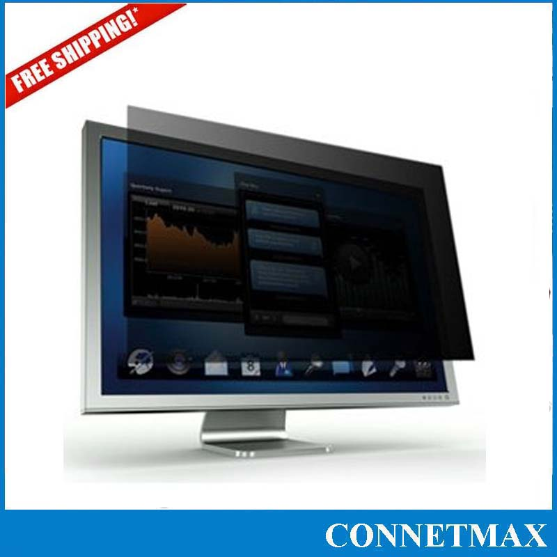 PF21.5W Privacy Screen Film for Widescreen (16:9) Desktop LCD Monitor 21.5 , Free Shipping