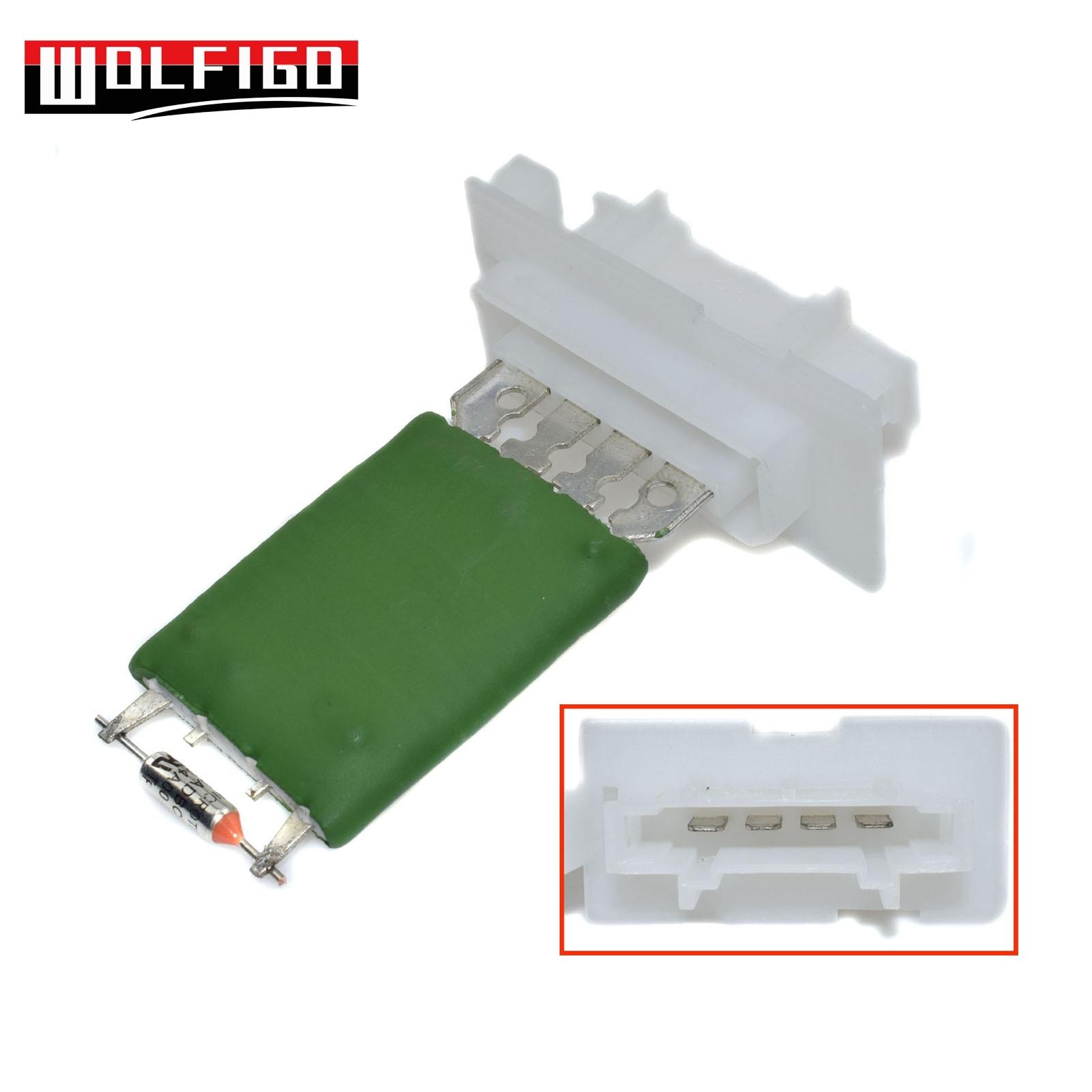 SmartSense Heater Blower Resistor 13248240//6450.XR