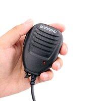 5ra uv Baofeng רדיו רמקול מיקרופון מיקרופון PTT עבור שני הדרך רדיו מכשיר הקשר UV-5R UV-5RE UV-5RA UV-6R 888S UV-82 UV-S9 Portable (3)