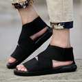 Estilo de verano Sandalias Sandalias Hombre Sandalias de Playa Zapatos de Los Hombres de Los Hombres Diseñadores Marca Gladiador Sandalias Para Los Zapatos de los Zapatos 2016