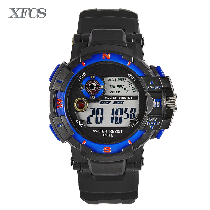 XFCS 2017 waterproof wrist digital automatic watches for ...