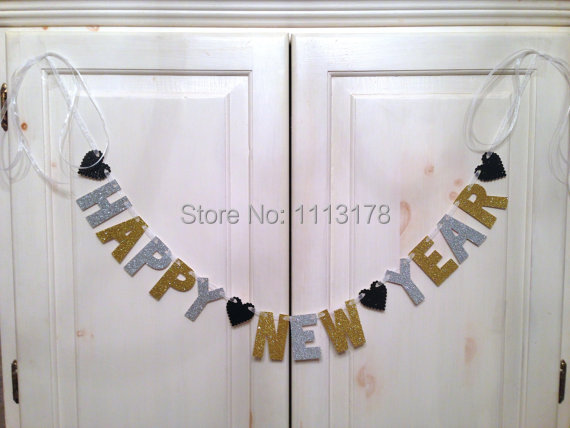 cheaphappy new year banner new years eve decorations nye photo prop happy