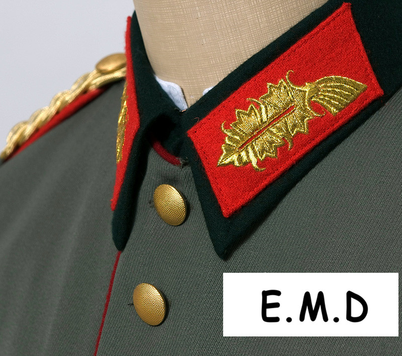 EMD WW1 M27 Uniform  top Twill wool