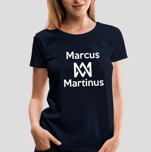 99cd45671 Marcus and Martinus T Shirt Harajuku Unisex Fans Gift Graphic Tee Tops  Streetwear Oversized Hip Hop Tumblr Shirts-in T-Shirts from Women's Clothing  on ...