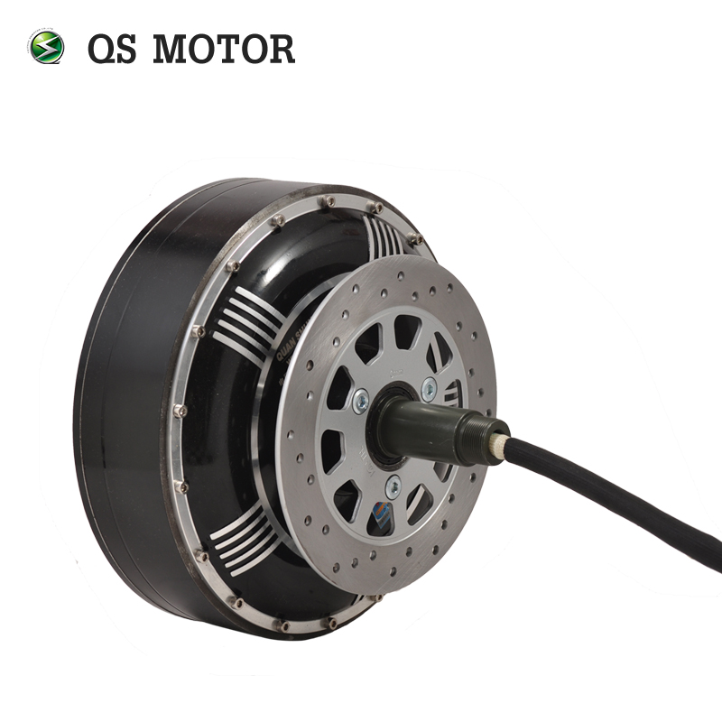 New <font><b>QS</b></font> <font><b>Motor</b></font> E-car <font><b>273</b></font> 45H V2 electric car <font><b>motor</b></font> 72V 6kw image
