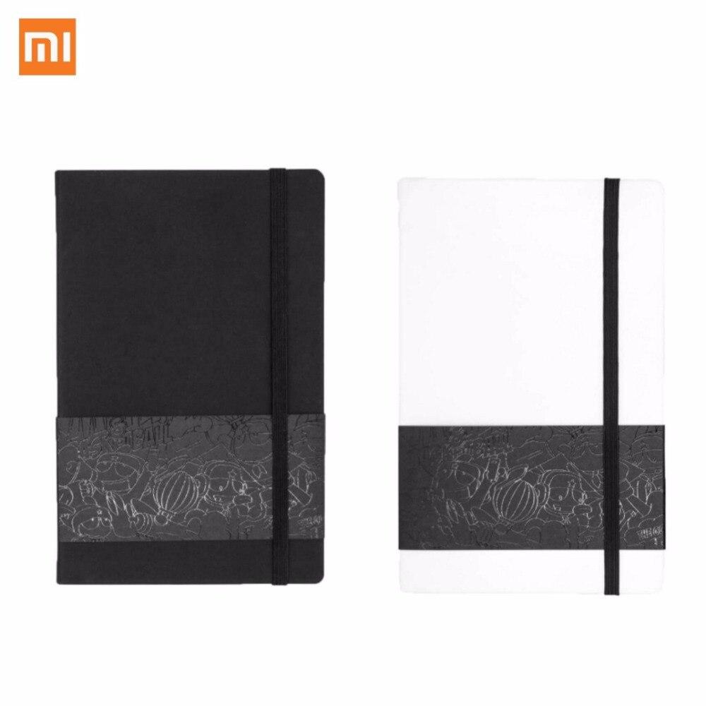 imágenes para Xiaomi Original de LA PU Cubierta de Cuero 210X1135 MM 160 Páginas del Cuaderno