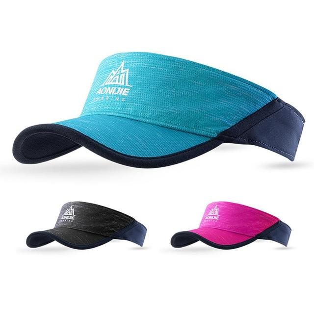 65ca7b60dd3 AONIJIE Adjustable Runing Cap Women Men Sun Hat Jogging Homme Outdoor  Camping Running Sports Birthday Festival
