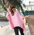 2016 New Women t-shirts summer spring cotton clothing tops & tees t-shirt plus size casual loose good quality 3xL 4XL 5XL 6XL