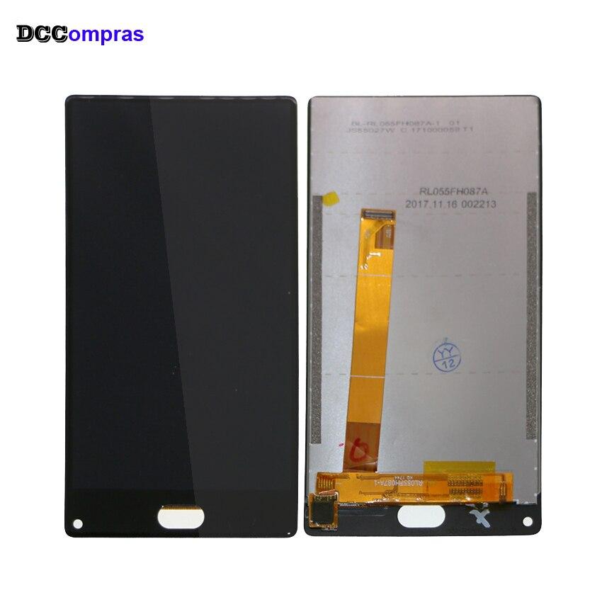 Pour LEAGOO KIICAA MIX D'écran Tactile D'affichage D'affichage À CRISTAUX LIQUIDES De Pièces De Téléphone Portable Pour LEAGOO KIICAA MIX Écran D'affichage LCD