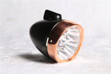 New Retro bike light 7 led part vintage bicycle lamp accessories