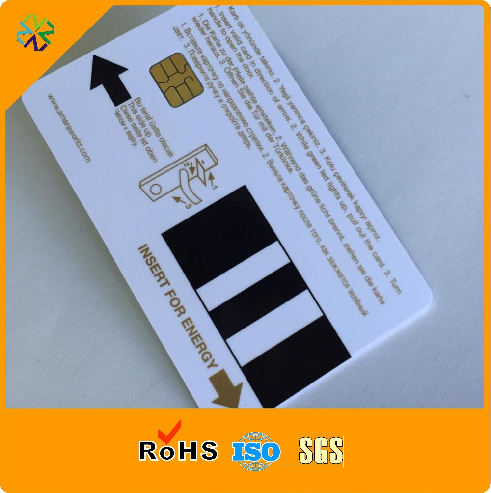 2018 Aliexpress Factory Clear Credit Card Size ID White  Plastic Pvc Cards