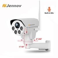 Jennov Audio Record Wifi IP Camera 4XZoom 1080P 2MP Video Surveillance Wi Fi HD Home Security Wireless Camera P2P ONVIF CCTV