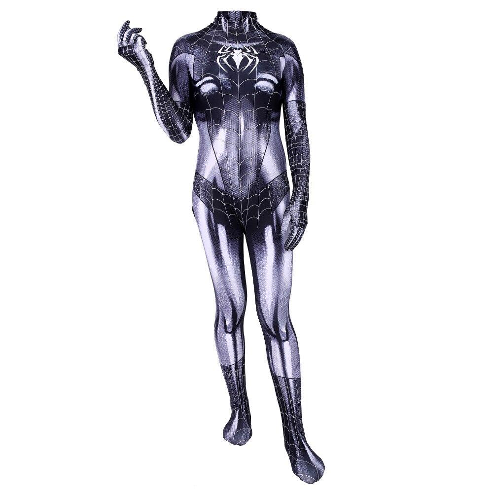 spiderman black cat costume - 736×736