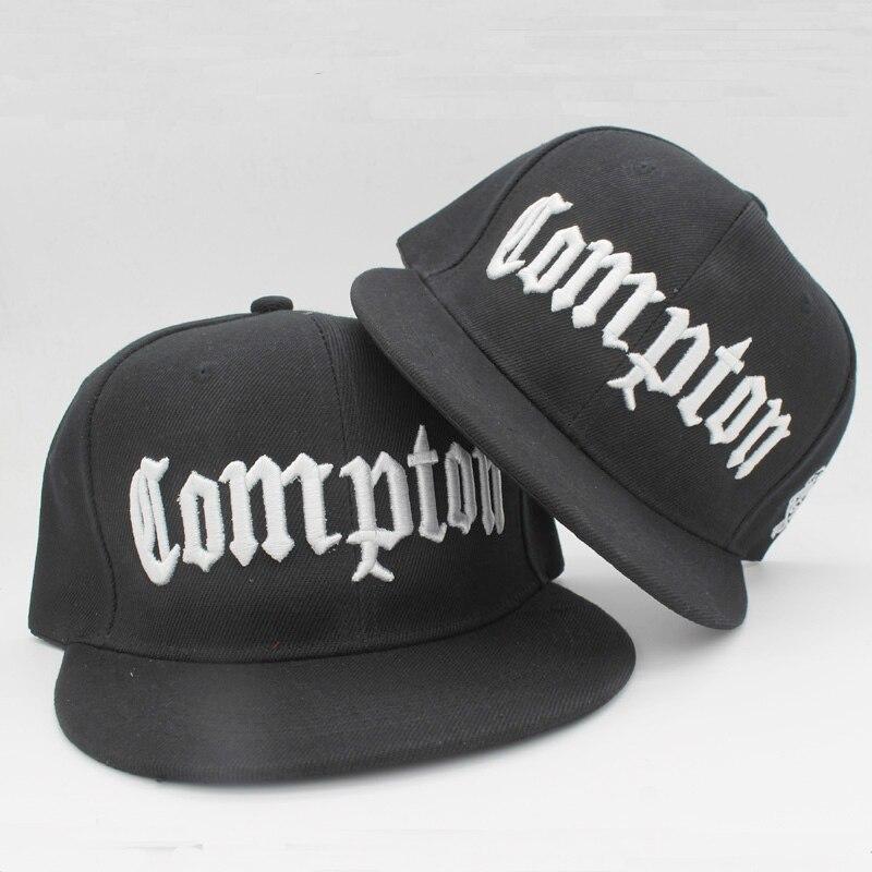 6d2eaae6d94 COMPTON Snapback Women Men Cap Summer Casual Hip Hop Outdoor Baseball Hats  Flat Brim Casquettes Gorras