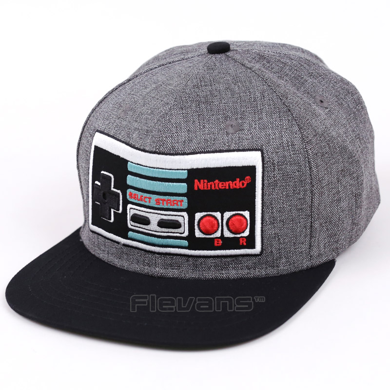 High Quality Fashion Summer Cotton Adjustable Baseball Cap Unisex Couple Cap Game Family Computer Snapback cap