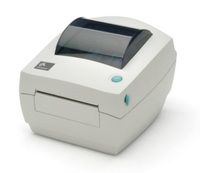 Zebra GK888T Desktop Direct Thermal/Thermal Transfer Label Printer, 4/s Print Speed, 203 dpi Print Resolution, 4.09 Print Wide