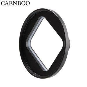 Image 2 - Фильтр объектива CAENBOO для XiaoMi Yi 4K/II/Lite/+, цветной CPL UV красный фильтр Yi 4K, водонепроницаемый корпус 52 мм, аксессуары для дайвинга