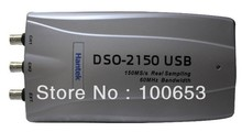 Sale Hantek DSO-2150 150MSa/s PCBase USB Digital Storage Oscilloscope dso2150 2CH 64K virtual oscilloscope