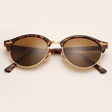 6ec3f7f997972 Bolo. ban 4246 óculos de sol do clube mulheres 51 milímetros TR quadro  lente de vidro espelho redondo óculos de sol oculos de so.
