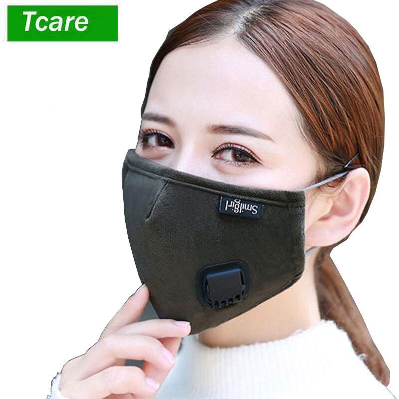 masque anti pollution reutilisable