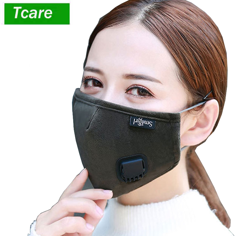 1Pcs Mask Dust Mask Anti Pollution Mask PM2.5 Activated Carbon Filter Insert Can Be Washed Reusable Pollen Cotton Mouth Mask