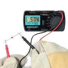 Multímetro Digital Para Medir Voltaje DC Y AC EM3081 EM3081 Probador De Diagnóstico Envío Gratis