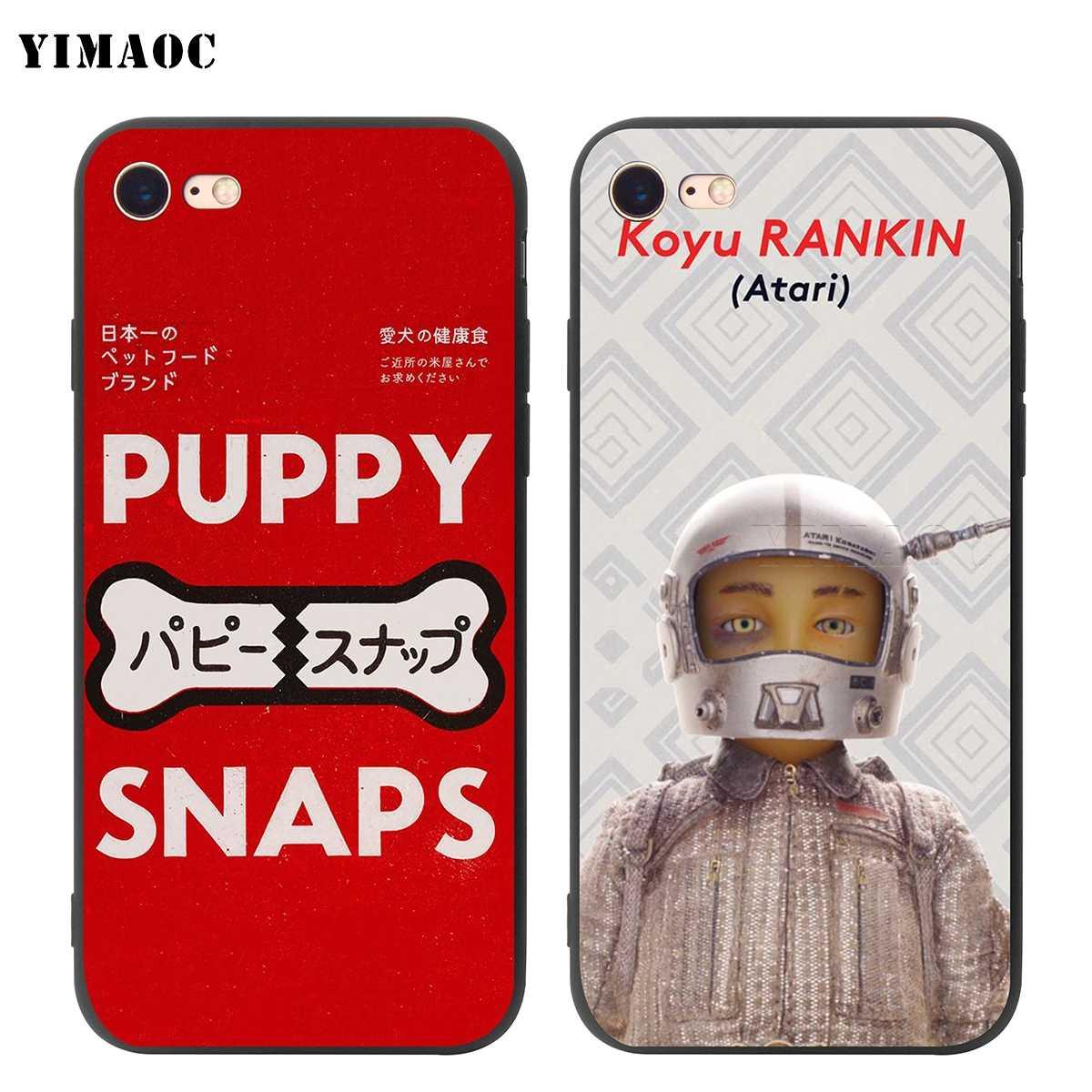 Чехол YIMAOC Isle of Dogs для Xiaomi 9T Pro CC9 A3 Redmi K20 7A для huawei Honor 20 9X P20 Lite Nova 5i Y9