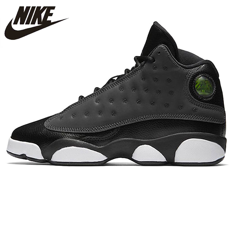 Nike AIR JORDAN 13 GS \u0027\u0027Hyper Pink\u0027 \u0027Men\u0027s Basketball Shoes ,Original  Outdoor Sneakers for Men\u0027s Sports 439358,009