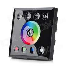 4 канальный led rgb контроллер Сенсорная панель Диммер для полосы