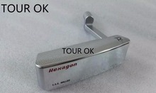 New Golf Heads Hexagon RomaRo putter with headcover Clubs Free Shipping