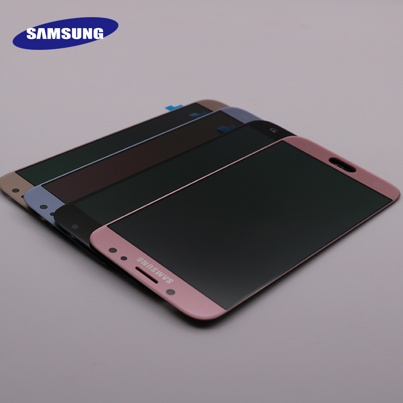 HTB1WOQvBZyYBuNkSnfoq6AWgVXaV AMOLED Original Display For SAMSUNG Galaxy J7 Pro LCD Display Touch Screen J730 J730F for SAMSUNG J7 Pro LCD Screen Replacement