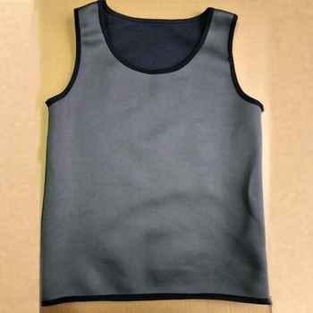 Sweat sauna body shaper men slimmi
