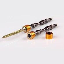 """PH2 1/"""" отвертка с перекрестной головкой, Набор отверток с двойной головкой, Магнитная отвертка с твердостью 65 мм 110 мм, отвертка с перекрестной головкой Bi"""