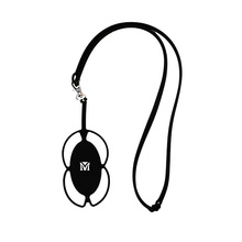 Moutik Silicone Lanyard Cell Phone Case Cover Holder Sling Necklace Wrist Strap for iPhone 6 6s Plus stand z20