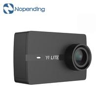 New Original Xiaoyi YI Lite Action Sport Camera 16MP Real 4K Built In WIFI BT 2