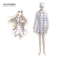 Free Shipping Fate/Zero Irisviel von Einzbern Cosplay Costume Anime Misa Amane Death Note Brand Costumes For Halloween Christmas