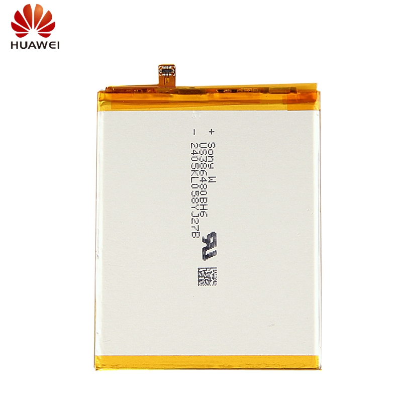 HuaWei Original HB386483ECW Battery For Huawei G9 Plus Honor 6X Maimang 5 MLA AL00 MLA AL10 Replacement Phone Battery 3340mAh in Mobile Phone Batteries from Cellphones Telecommunications