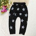 Infantil chicos ropa bebé pantalones de los muchachos pantalones de algodón para las niñas niños ropa de la estrella bobo elige ropa pantalones para los niños YAZ017